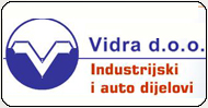 CAR PARTS VIDRA